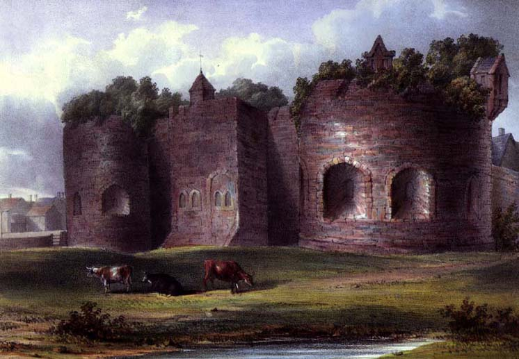 Carlisle City Walls and Citadel