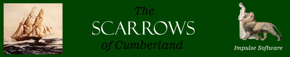 Cumberland Scarrow Header and Logo