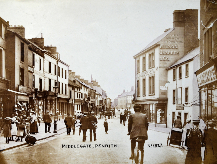 Middlegate, Penrith, circa 1900