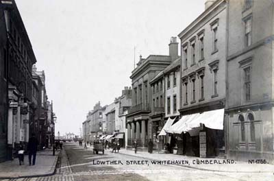 Whitehaven Lowther Street
